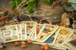 Tarot divination 106